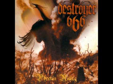 Destroyer 666 - Eternal Glory Of War