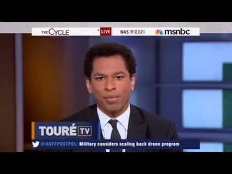 MSNBC's Touré: 'I Am Not Pro-Drone, But I Am Pro-Killing Those Who Are Working To Kill Us'
