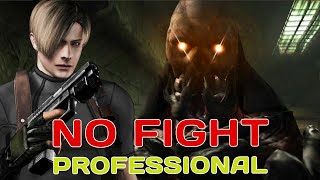 Resident Evil 4 Verdugo Boss Without Fight (Professional - No Damage)