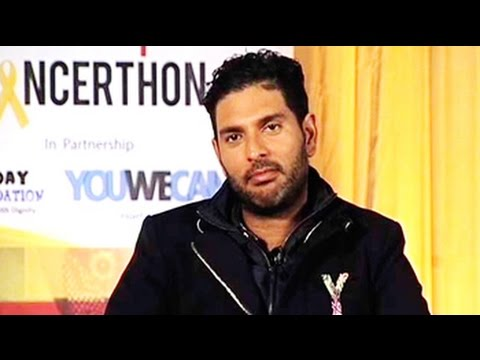 Yuvraj Singh: Marry a cancer survivor, why not!