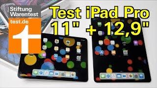 iPad Pro 11'' 2018 Test: Besser als Apple iPad Pro 10,5'' & Samsung Galaxy Tab S4?