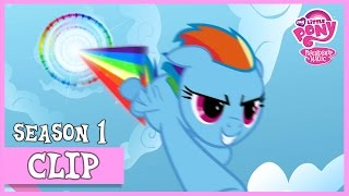 Rainbow Dash's Sonic Rainboom (Sonic Rainboom) | MLP: FiM [HD]