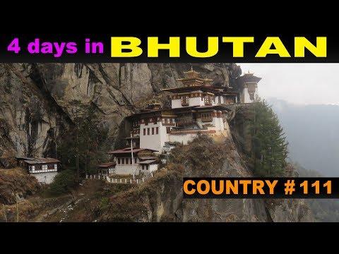A Tourist's Guide to Bhutan