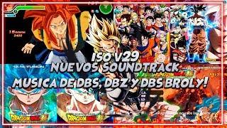 (NUEVAS MUSICAS DE DBS BROLY) DESCARGAR TTT ISO v29 CON MENU FULL HD Y MUSICA DBS - DBS VIDEOS