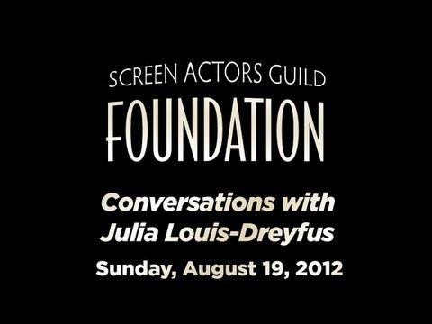 Conversations with Julia Louis-Dreyfus
