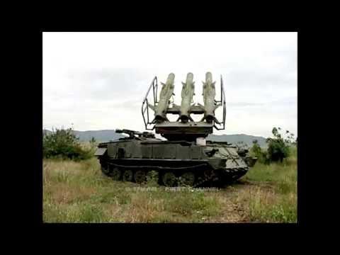 ЗРК «Куб-М3» и «Круг-М1» Армии Обороны НКР/SA-4 Ganef and SA-6 Gainful of Nagorno-Karabakh DA