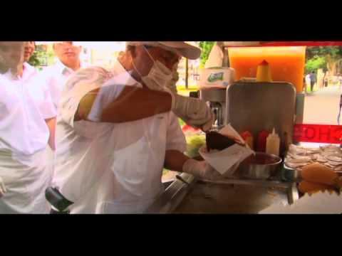 Aventura Culinaria - Parque Kennedy