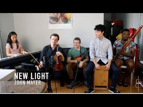 NEW LIGHT | John Mayer || JHMJams Cover No.247
