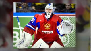 Free authentic Team Russia Andrei Vasilevski Jersey #30 NHL Jersey Wholesale