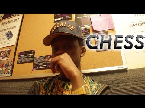 CHESS ON THE DNA COMPARISON: MARCH 28 YOU WILL SEE THE DIFFERENCE, I'M NOTHING LIKE DNA
