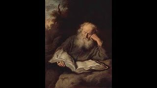 Video: Theophilus of Antioch (d. 183 AD) first wrote of the 'mystery' Trinity, taken from Philo of Alexandria (d. 50 AD) - Pastor Euresti