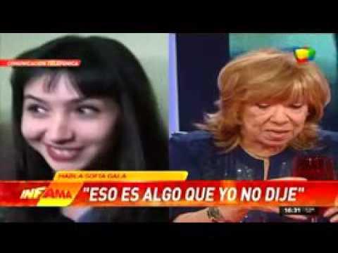 Sofía Gala responde ante las críticas: Jamás posaría en tetas para decir amo las drogas