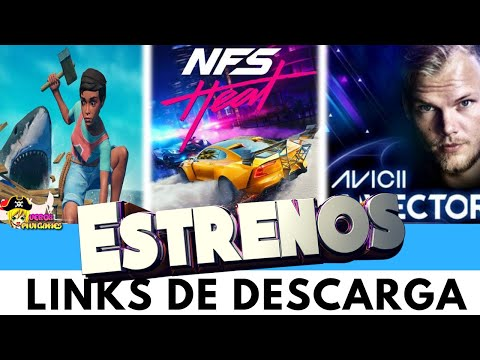 NEED FOR SPEED HEAT - AVICII INVECTOR Y MÁS | Estreno Semana 1/2020