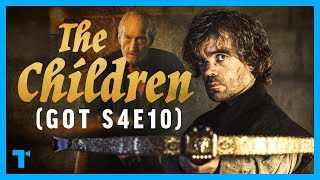 """The Best of Thrones - The Old World vs. the New (S04E10 """"The Children"""")"""