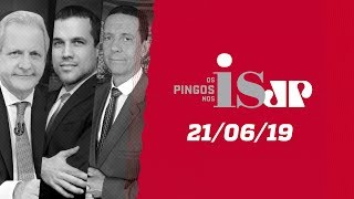 Os Pingos Nos Is - 21/06/19 - Dodge contra Lula no STF / As suspeições de Gilmar / Vereador Lindinho