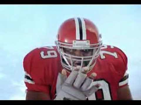 Funny Football Commercial video