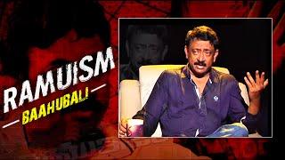 RGV Talks about Baahubali Movie Episode 33