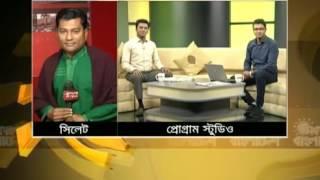 Abdul korim songs by AnuvobBappu & Bithy chy on Jamuna Tv(15.02.2016)