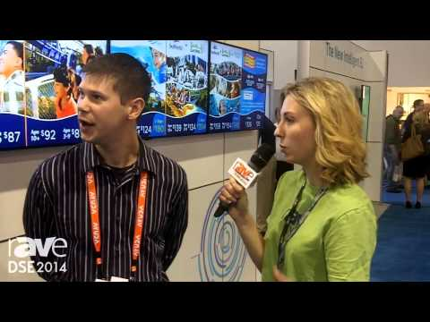 DSE 2014: Melanie Johnson Interviews Inerviews Nick