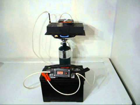 Eagle-1 Thermoelectric Generator by TEG Power