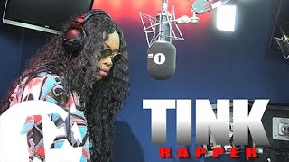 Fire In The Booth – Tink