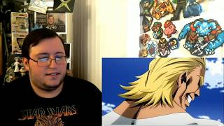 "Gors ""My Hero Academia: Two Heroes"" First Official Dubbed Trailer Reaction"