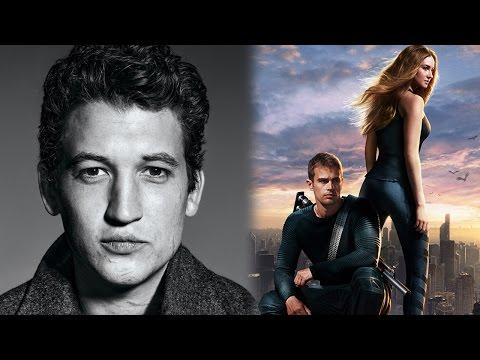 Miles Teller Disses Divergent?!
