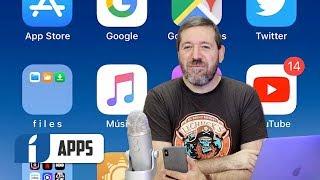 Qué apps tengo en mi iPhone Xs Max