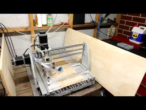 CNC 6040 Machine Update :)