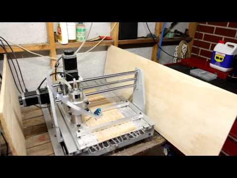 CNC 6040 Machine Update :)