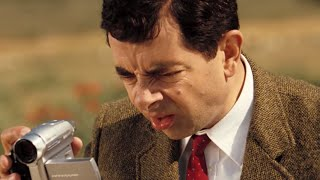 Camcorder | Funny Clips | Classic Mr Bean