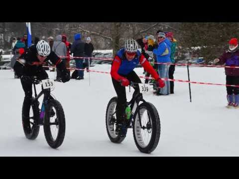 Fat Bike Birkie | Hayward, Wisconsin | American Birkebeiner Snow Bike Race | Cable, WI