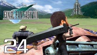 Cid y el Tin Bronco - Final Fantasy VII #24