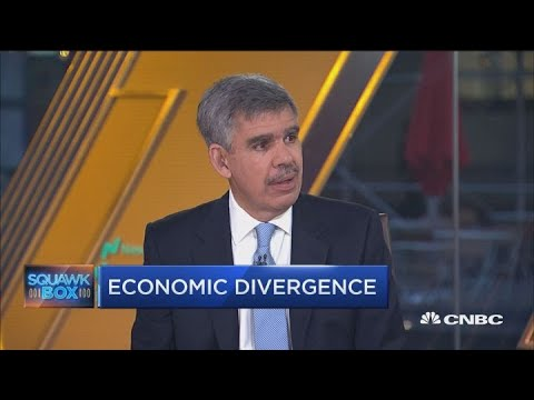 Mohamed El-Erian says 30 percent of a US-China trade war