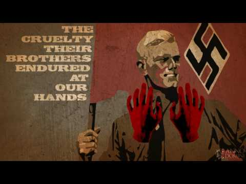 Inglourious Basterds Kinetic Typography - Lt. Aldo Raine Speech