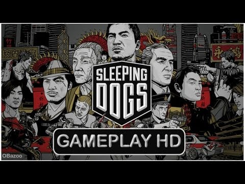 Sleeping Dogs - Gameplay HD 6570