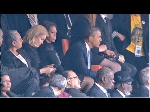 Barack SHUT DOWN by Michelle Obama!!!
