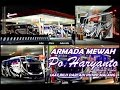 ARMADA TERBARU P.O HARYANTO JETBUS 2 SHD & HDD SAAT RILIS DARI ADI PUTRO MALANG