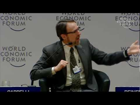 Davos 2013 - Open Forum: Unemployed or Unemployable?