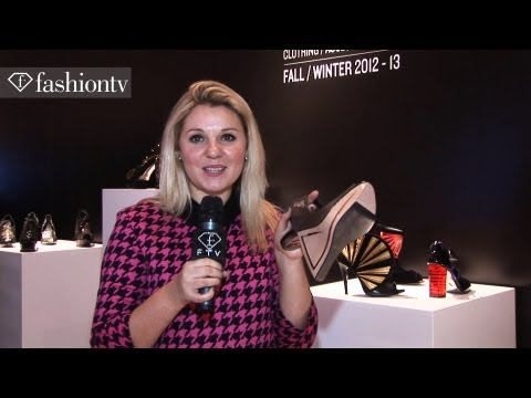 The Vogue Talents Corner at Fall/Winter 2012/13 Milan Fashion Week | FashionTV