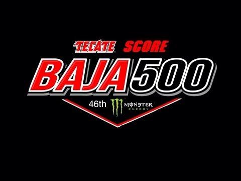 SCORE Baja 500 2014 promo