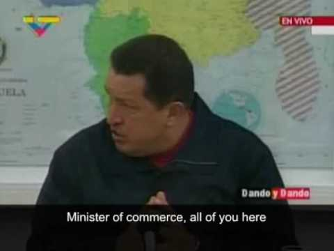 Hugo Chavez freezes ties with Colombia for the third time over FARC