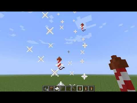 Como hacer cohetes en minecraft