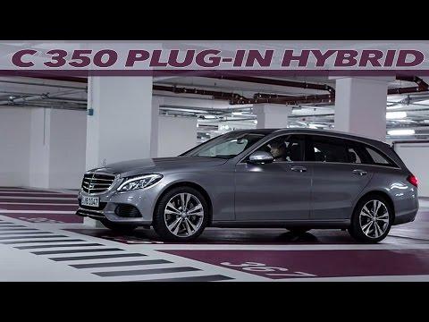 Mercedes-Benz C350 PLUGIN HYBRID | TEST DRIVE