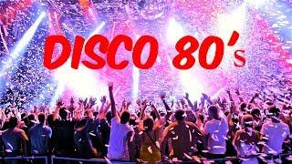 Best Of 80's DISCO Nonstop 6
