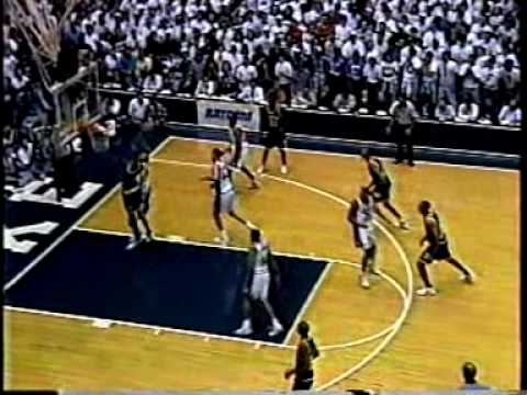 In December of 1992, the University of Michigan came to Cameron Indoor to play Duke in a rematch of the National Championship game.