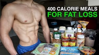 1200 Calorie Diet (400 Calorie Meals) | Calories for Weight Loss & Muscle Gain...
