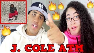 J Cole Atm Reaction My Dad Reacts To J Cole Atm