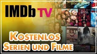 IMDb TV 📺 KOSTENLOS Serien und Filme streamen