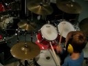 AC/DC Back in Black (Drum Cover) Ben (Age 7)
